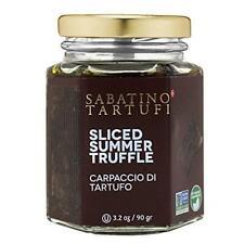 Sabatino Summer Truffle Carpaccio, 3.2 Ounce