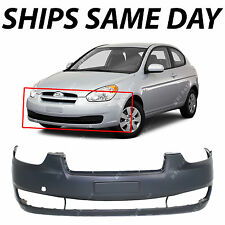 NEW Primered - Front Bumper Cover Replacement For 2006-2010 Hyundai Accent