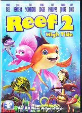 The Reef 2: High Tide (DVD, 2012) NEW