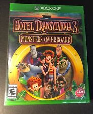 Hotel Transylvania 3 Monsters Overboard (XBOX ONE) NEW