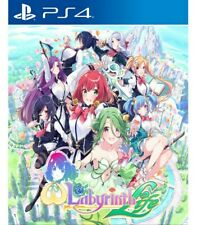 Omega Labyrinth Life Multi-Language Version PS4 *New *