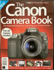 The Canon Camera Book Twelfth Edition 2020 - For All Canon Models Digital Slr
