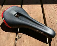 Ergon SM Pro Men's Saddle Bike Seat - Size Small / Medium, Color Red