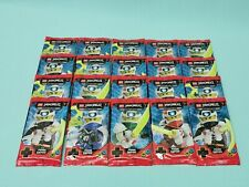 Lego® Ninjago™ Serie 5 Trading Card  20 Booster / 100 Sammelkarten