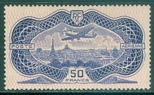 FRANCE : Scott #C15 Very Fine, Mint Original Gum VLH. Choice stamp.