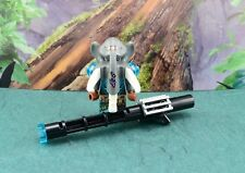Lego Mini Figure Legends of Chima Maula with 2-Sided Head from Set 70145