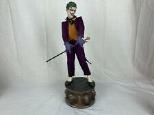 Sideshow CollectiblesDC ComicsThe Joker Premium Format Figure Statue 2345/2500
