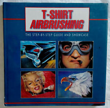 Techniques & How to T-Shirt Airbrushing Step by Step Guide Featured Artists Hb