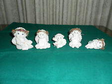 Kirsten Dreamsicles Cherub Angels Lot of 5