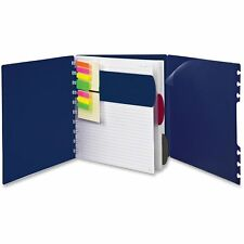 Ampad Versa Crossover Notebook Legal/Wide 24 lb 11 x 8 1/2 Navy 60 Sheets 2/Pack