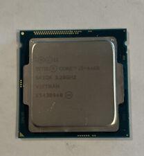 Intel Core i5-4460 Quad Core 3.2GHz LGA1150 CPU SR1QK