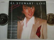 AL STEWART 2LP INDIAN SUMMER / LIVE I981 RCA PL 70144 (2) 1ST PRESS GERMANY EUR