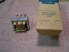 Bendix Radio Audio Output Transformer Crysler Plymouth Dodge  2057317-3 1968-71