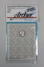 Archer S-Scale Simulated Grille Decal Railroad Industrial Eq Mesh AR35380 1//64
