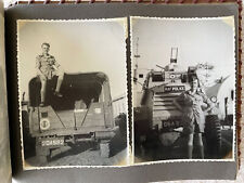 More details for unique superb collection of 48 images - post wwii cyprus - military / raf police