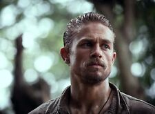 PHOTO  THE LOST CITY OF Z  - CHARLIE HUNNAM  - 11X15 CM # 1