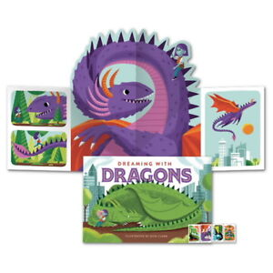 USPS New Dragons Pop-up Book
