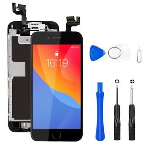 For iPhone 6S LCD Screen Display Replacement W/ Camera Speaker A1633/A1688/A1700