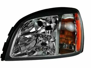 For 2000-2002 Cadillac DeVille Headlight Assembly Left 75323ST 2001