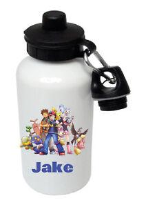 Pokemon - Personalised Kids/Drinks/Sports Childrens Water Bottle
