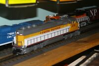 Lionel O gauge Lionchief Plus SD60M Diesel Locomotive USED # 84568 Cab # 6170