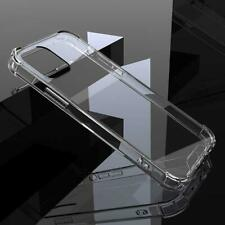 For iPhone 12,12 Mini,12 Pro Max, Clear Case / Tempered Glass Screen Protector