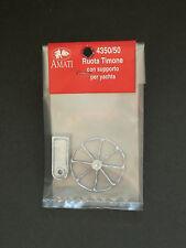 AMATI RUOTA TIMONE CON SUPPORTO PER YACHTS 50 MM ART. 4350/50