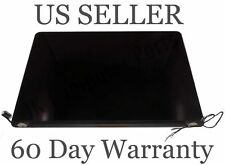 "Apple Macbook Pro 15"" A1398 2013 Retina Sceen Complete LCD Screen Assembly A"