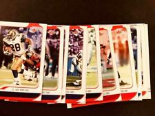2001 Fleer Authority OVERSIZED NFL PROOF You Choose Your Own Card #2