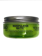 Tigi Bed Head Manipulator Matte Wax 2 Oz, With Massive Hold