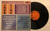 Ike & Tina Turner - The Greatest Hits Of - 1965 US 1st Press Sue 1038 (NM)