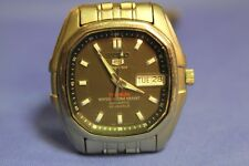 SEIKO TITANIUM SUPERIOR AUTOMATIC 23 JEWELS  BLACK DIAL 830587