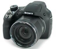 Sony Cybershot DSC H400 20.1MP Digital Camera,ZOOM 63x Optical, 126x Digital
