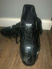 NEW  REEBOK  Zigtech Black Patent Sz 10 Men Referee Basketball Shoes J83910