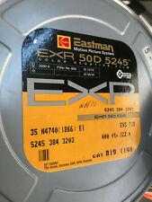 Kodak 35Mm 50D Color Negative Motion Picture Film 400' Sealed Exr 5245