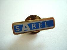 PINS RARE LOGO ENTREPRISE SAREL Schneider Electric