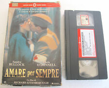 AMARE PER SEMPRE In Love and War (1996) VHS ORIGINALE 1ª EDIZIONE CECCHI GORI
