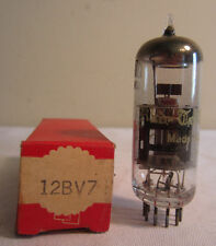 Rad Tel 12BV7 Radio & Television Electronic Vacuum Tube In Box NOS