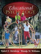 Educational Psychology by Sternberg, Robert J.; Williams, Wendy M.
