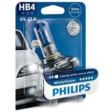 PHILIPS HB4 P22d WhiteVision 9006WHVB1 Bombilla faros efecto xenón Single