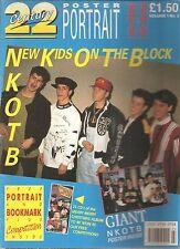 New Kids on the Block Poster Portrait 22 century No.3