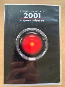 2001 A Space Odyssey DVD 1968 Sci-Fi Classic 2-Disc Special Edition Region 1