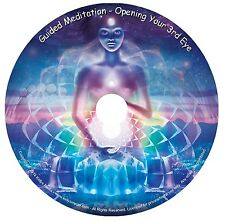 OPENING YOUR THIRD EYE - NEW AGE - GUIDED MEDITATION CD