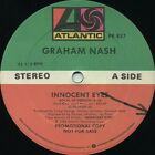 GRAHAM NASH Innocent Eyes (1986 U.S. Double Side A Promo 12inch)