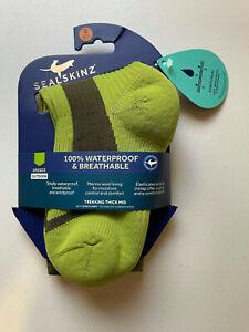 Sealskinz Outdoor Waterproof & Breathable Socks Size S