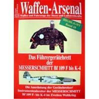 Waffen Arsenal Highlight (WaHL 18) Das Führergerätebrett der Messerschmitt Bf 10
