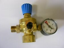 Régulateur d'oxygène avec jauge pour tous Oxyturbo & Bernzomatic soudage Kits E501