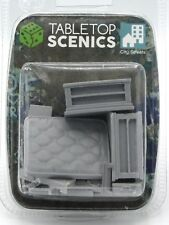 TTCombat DCSRA020 Wasteland Bedroom Accessories (City Streets) Terrain Scenics
