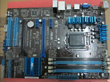 FOR ASUS P8Z77-V Lx2 Motherboard skt 1155 DDR3 Intel Z77 TEST work good