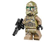 Genuine LEGO 75142 Star Wars Kashyyyk Elite Clone Trooper Minifigure
